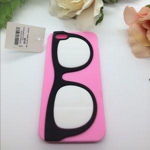 NWT wet seal sunglass phone case iPhone 6